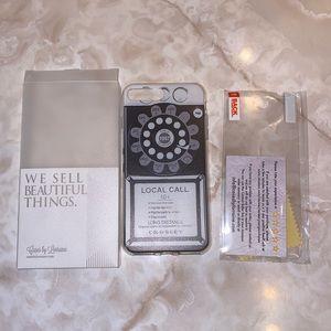iPhone 8 Plus Telephone Case w/screen protector